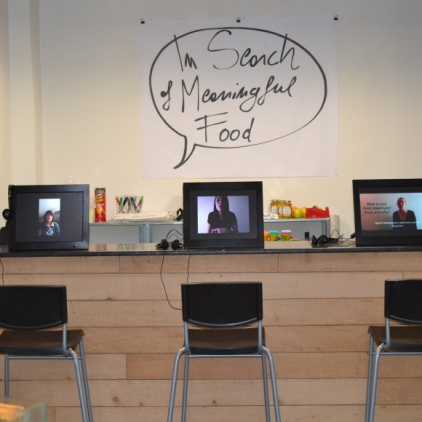 photo installation ISMF